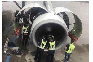 Trung Quốc: Hành khách ném tiền xu vào động cơ máy bay để cầu may
