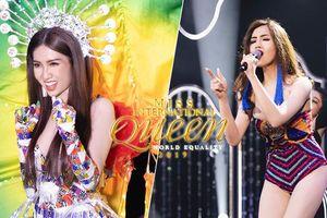 Nhật Hà lọt Top 12 phần thi tài năng, công bố trang phục dân tộc chủ đề lô tô cầu kỳ