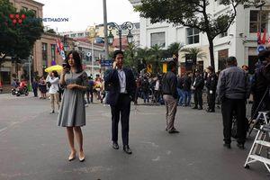 Chàng phóng viên Thượng đỉnh Mỹ - Triều gây sốt vì điển trai: 'Tôi muốn làm chương trình về ông Park Hang-seo'