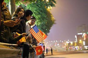 Ông Trump đăng Twitter: 'Cảm ơn tất cả người dân vì sự đón tiếp tuyệt vời tại Hà Nội'