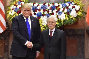 Quan hệ tích cực Việt Nam-Hoa Kỳ đem lại lợi ích cho nhân dân hai nước