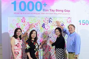 Nu Skin Việt Nam quyên góp hơn 2 tỷ đồng hỗ trợ trẻ phẫu thuật tim