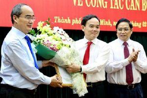 TP HCM có tân Phó Bí thư thường trực Thành ủy