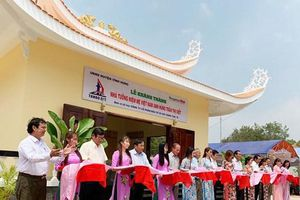 Hơn 1 tỉ đồng xây nhà tưởng niệm mẹ VNAH cao tuổi nhất Việt Nam
