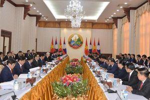 Một số hình ảnh hoạt động trong chuyến thăm Lào và Campuchia của Tổng Bí thư, Chủ tịch nước Nguyễn Phú Trọng