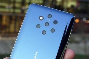 Đánh giá chi tiết Nokia 9 PureView với 5 camera sau