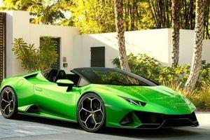 Lamborghini Huracan EVO Spyder chính thức trình làng, giá từ 6,8 tỷ VNĐ