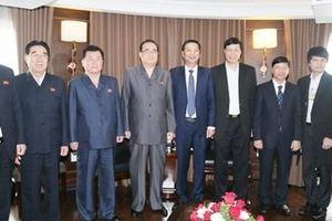 Phái đoàn Triều Tiên thăm Vịnh Hạ Long