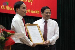Bí thư Tỉnh ủy Tây Ninh làm Phó Bí thư Thường trực Thành ủy TPHCM