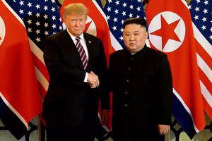 Tổng thống Hoa Kỳ và Chủ tịch Triều Tiên bắt đầu gặp nhau tại Hà Nội
