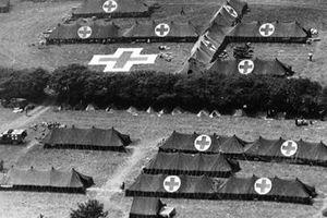 Những 'chiến binh áo trắng' của Thế chiến II