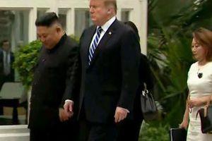 Chủ tịch Kim ví gặp mặt Mỹ, Triều như một bộ phim 'tưởng tượng'