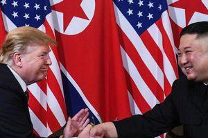 Đây có phải là câu trả lời phóng viên quốc tế đầu tiên của Chủ tịch Kim?