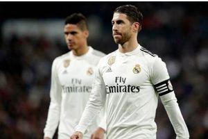Real Madrid giờ chỉ là đội bóng hạng hai so với Barca