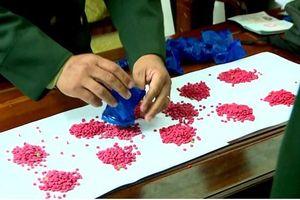 Bắt người mang 120.000 viên ma túy vào Việt Nam