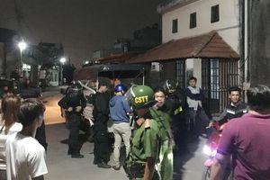 Tạm giữ nghi can 42 tuổi chém người vô cớ ở Sài Gòn