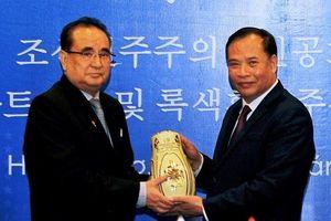 Hải Dương: Đoàn đại biểu cấp cao Triều Tiên thăm và làm việc tại Hải Dương