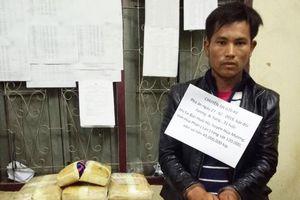 Phá đường dây vận chuyển 120.000 viên ma túy từ Lào vào Việt Nam