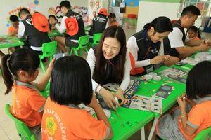 Chương trình tình nguyện Hàn Quốc vì trẻ em