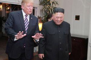 Đầu bếp Triều Tiên, phương Tây 'múa chảo' phục vụ hai ông Donald Trump và Kim Jong-un