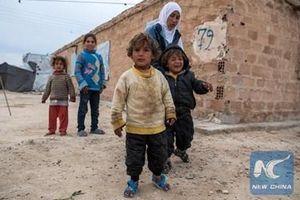 'Bóng ma' IS đeo bám nhiều trẻ em tại Syria