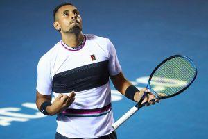 Abierto Mexicano Telcel: Dù thắng, Kyrgios vẫn bị Nadal mắng 'thiếu tôn trọng người khác'