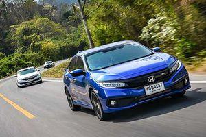 Honda Civic 2019 nhập Thái về Việt Nam giá 903 triệu đồng?