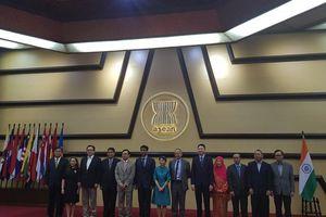 Cuộc họp lần thứ 19 Ủy ban hợp tác chung ASEAN - Ấn Độ