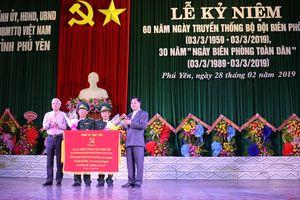 Phú Yên kỷ niệm 60 năm Ngày Truyền thống BĐBP và 30 năm Ngày Biên phòng toàn dân