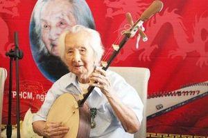 Đề nghị xét tặng danh hiệu 'Nghệ nhân Nhân dân' đối với vị Nhạc sư 101 tuổi