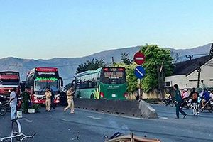 Khánh Hòa: Truy tìm tài xế lái xe tông chết người rồi bỏ trốn