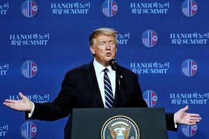 Tổng thống Trump sẽ gọi điện cho lãnh đạo Hàn, Nhật trên chuyên cơ