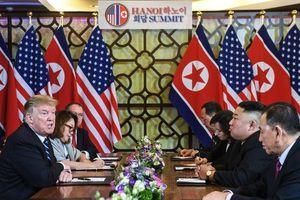 Thượng đỉnh Mỹ - Triều bất ngờ bị cắt ngắn