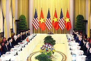 Hội đàm cấp cao Việt Nam - Hoa Kỳ