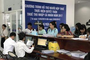 Cục Thuế TPHCM: Hỗ trợ quyết toán thuế năm 2018 qua mạng xã hội