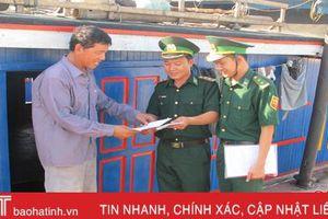 Đưa chính sách, pháp luật đến với người dân vùng biên giới Hà Tĩnh