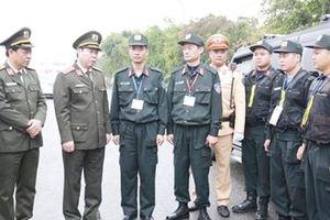 'Lá chắn thép' bảo vệ An ninh Hội nghị Thượng đỉnh Mỹ - Triều