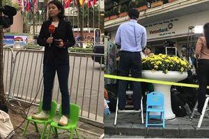 Sự thật ngã ngửa đằng sau những cảnh quay 'chất hơn nước cất' của MC/BTV tại hội nghị thượng đỉnh Mỹ - Triều
