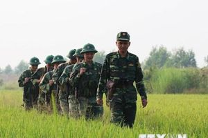 Kỷ niệm 60 năm Ngày truyền thống Bộ đội Biên phòng Việt Nam