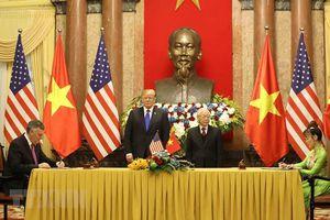 Tổng thống Trump ca ngợi Việt Nam về mở rộng thương mại với Mỹ