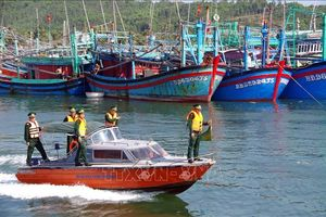Bình Định: Xây dựng thế trận biên phòng toàn dân vững chắc