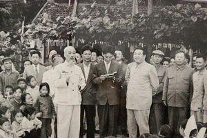 Hai chuyến thăm Việt Nam lịch sử của cố Chủ tịch Triều Tiên Kim Nhật Thành