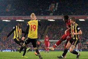 Liverpool 5-0 Watford: Bữa tiệc bất ngờ