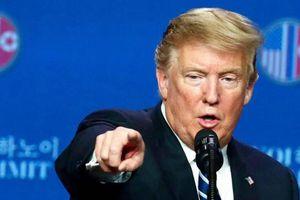 Ông Trump: 'Chúng tôi còn khoảng cách nhưng không phải đường ai nấy đi'