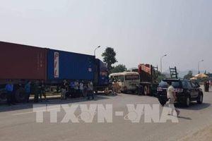 Khởi tố đối tượng gây ra vụ tai nạn giao thông tại Đại lộ Thăng Long