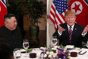 Bữa tối của Tổng thống Trump và Chủ tịch Kim 'siêu đơn giản' ra sao?