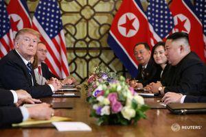Hội nghị thượng đỉnh Mỹ-Triều kết thúc sớm hơn dự kiến
