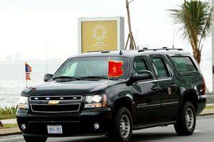 Chiếc xe này có gì đặc biệt mà được dùng rất nhiều trong đoàn xe bảo vệ Tổng thống Mỹ Donald Trump?