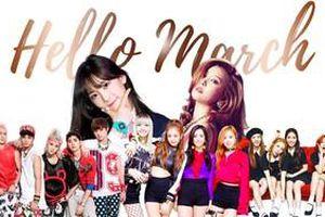 Tháng 3 'đại chiến lịch sử' của Kpop: 27 màn comeback và debut trong 1 tháng!