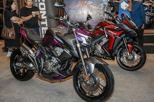 Thương hiệu mô tô Trung Quốc đổ bộ thị trường Đông Nam Á